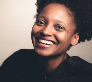 Portrait of Tracy K. Smith