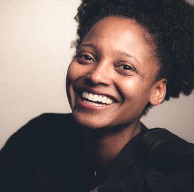 Portrait of Tracy K. Smith