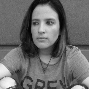 Portrait of Lina M. Ferreira C.-V.