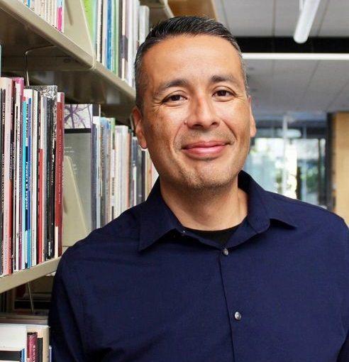 Portrait of Matt Mendez