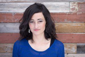 Portrait of Courtney Craggett