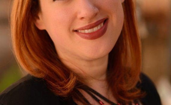Portrait of Kara van de Graaf