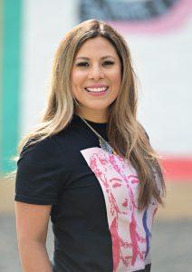 Portrait of Yamile Said Méndez