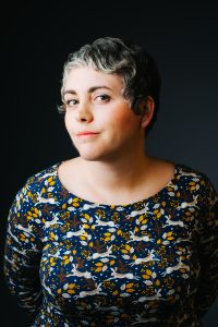 Portrait of Ashley Mae Hoiland