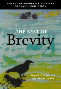 Cover of The Best of Brevity book